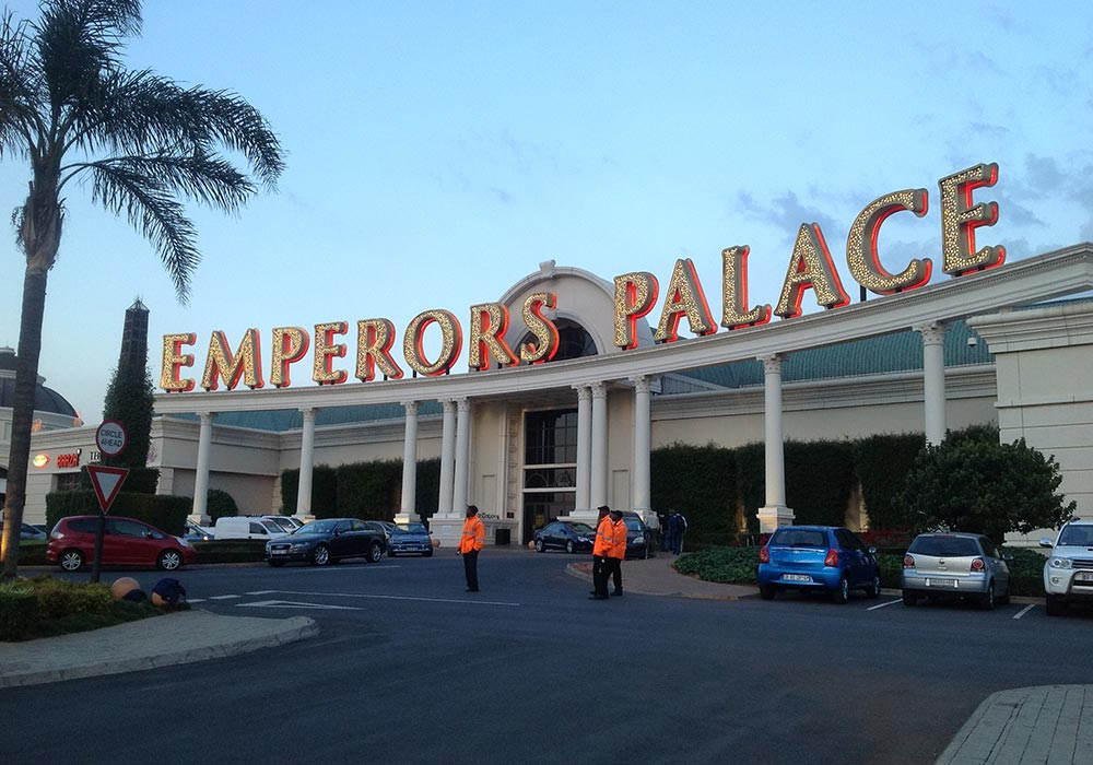 emperors palace