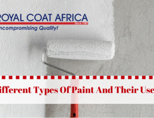 Different Types Of Paint And Their Uses